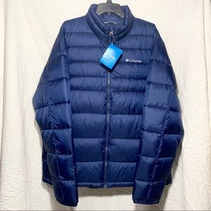 NWT Columbia Buck Butte Insulated Puffer Jacket XL